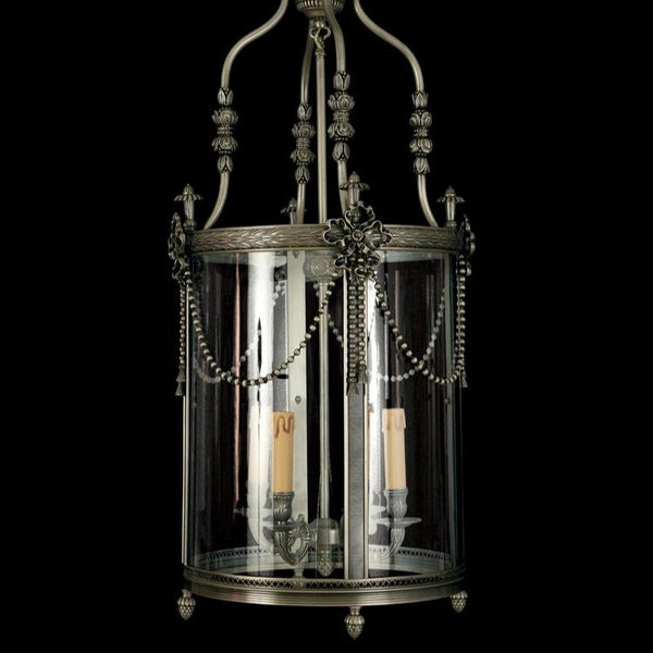 4 Light Hall Lantern - Martinez Y Orts