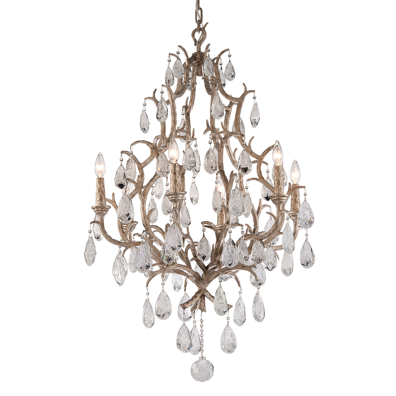 Amadeus Crystal Chandeliers[M/L] - Corbett Lighting