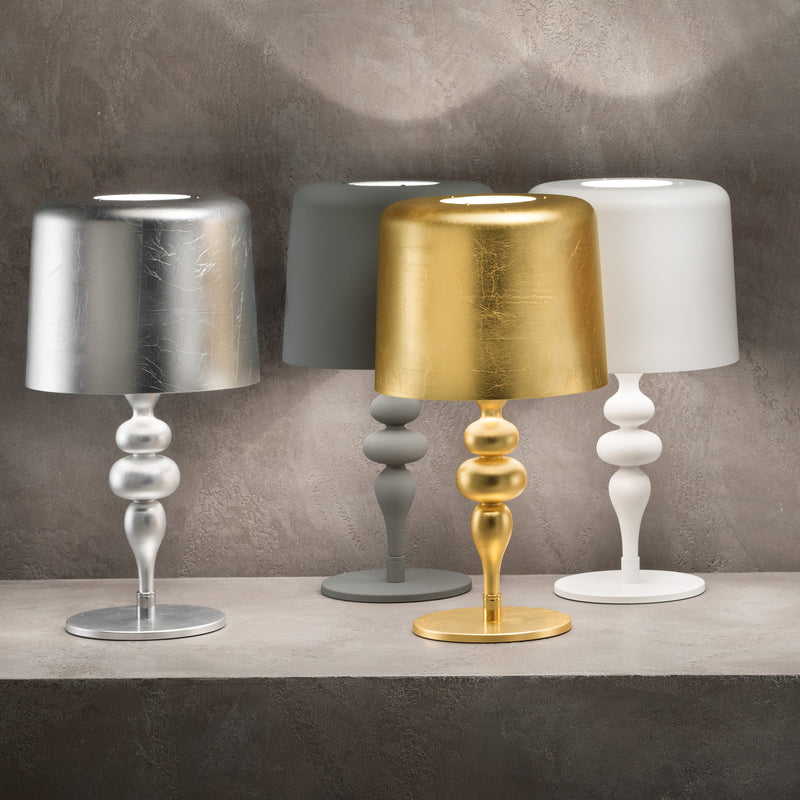 Modern Table Lamp - Masiero Eva TL1 M-Luxury Lighting Boutique