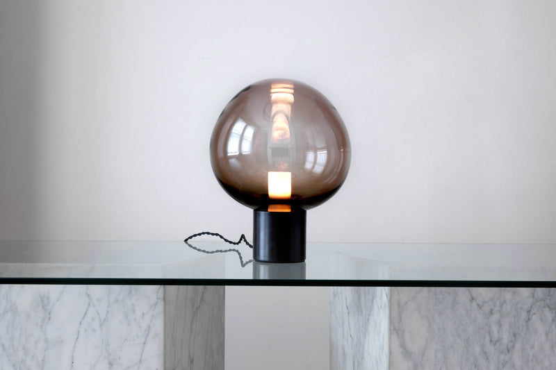 Moon Reg./Large Table Lamps - CTO Lighting