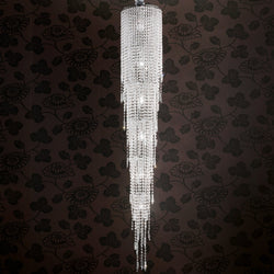 6 Light Ceiling Pendant Chandelier - Masiero VE 825 S6-Luxury Lighting Boutique