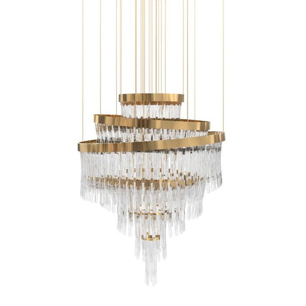 50 Light Babel Chandelier - Luxxu-Luxury Lighting Boutique