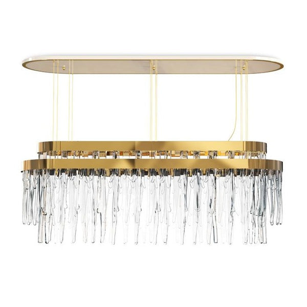 20 Light Babel Snooker Suspension Chandelier - Luxxu-Luxury Lighting Boutique