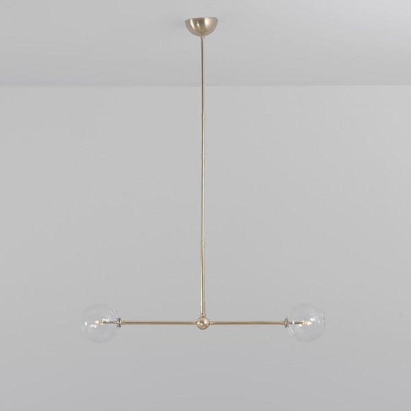 2 Light Balance Pendant - Schwung-Luxury Lighting Boutique