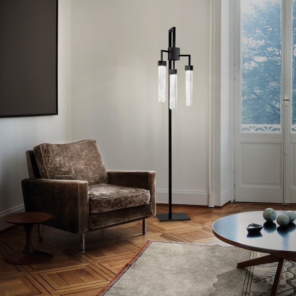 Modern Floor Lamp - Masiero Blake Floor Lamp STL3-Luxury Lighting Boutique