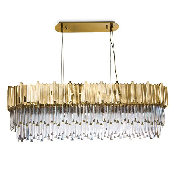 16 Light Empire Snooker Chandelier - Luxxu-Luxury Lighting Boutique