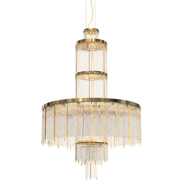 47 Light Pharo Chandelier - Luxxu-Luxury Lighting Boutique