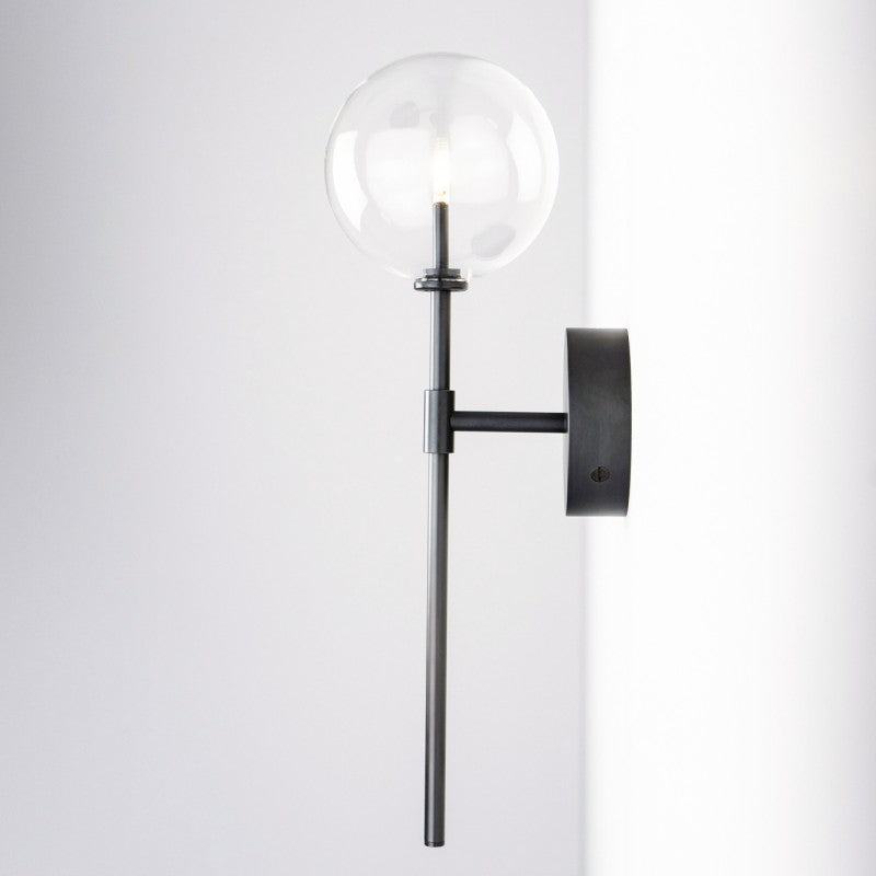Dawn Single Wall Sconce - Schwung-Luxury Lighting Boutique