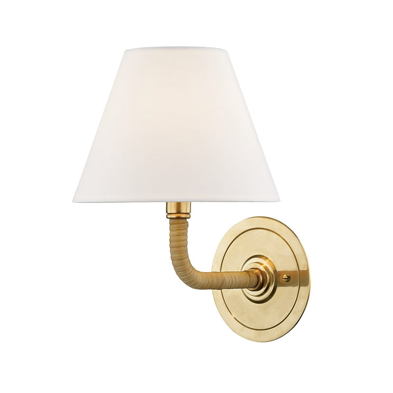 Curves No.1 Wall Sconce - MDS500 - Hudson Valley