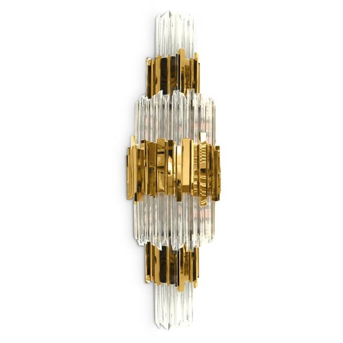 7 Light Empire II Wall Sconce - Luxxu-Luxury Lighting Boutique