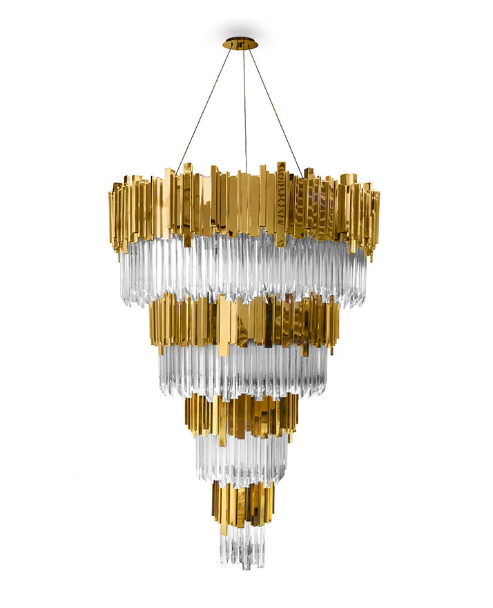 75 Light Empire Chandelier - Luxxu-Luxury Lighting Boutique