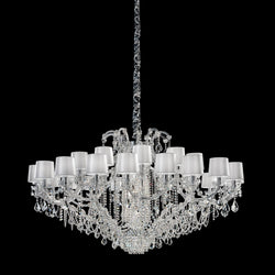 36 Light Maria Theresa Chandelier - Masiero VE 913/30 MT-Luxury Lighting Boutique