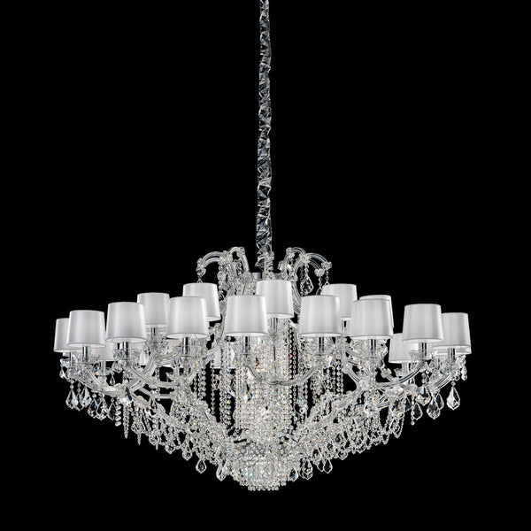 30 Light Maria Theresa Chandelier - Masiero VE 913/30 MT