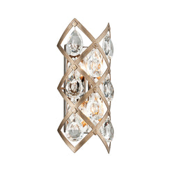 Tiara 214-12-CE Wall Sconce - Corbett Lighting