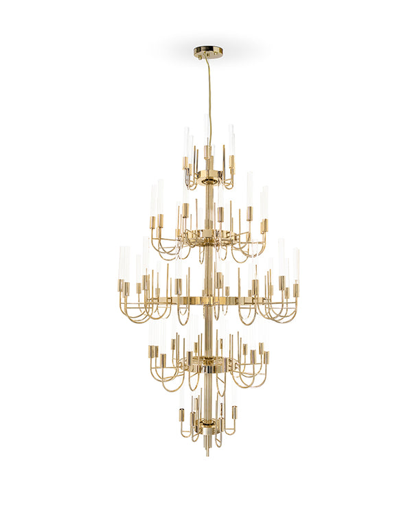 52 Light Gala Chandelier - Luxxu-Luxury Lighting Boutique