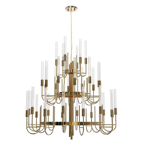34 Light Gala Chandelier - Luxxu-Luxury Lighting Boutique