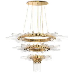88 Light Majestic Chandelier - Luxxu-Luxury Lighting Boutique