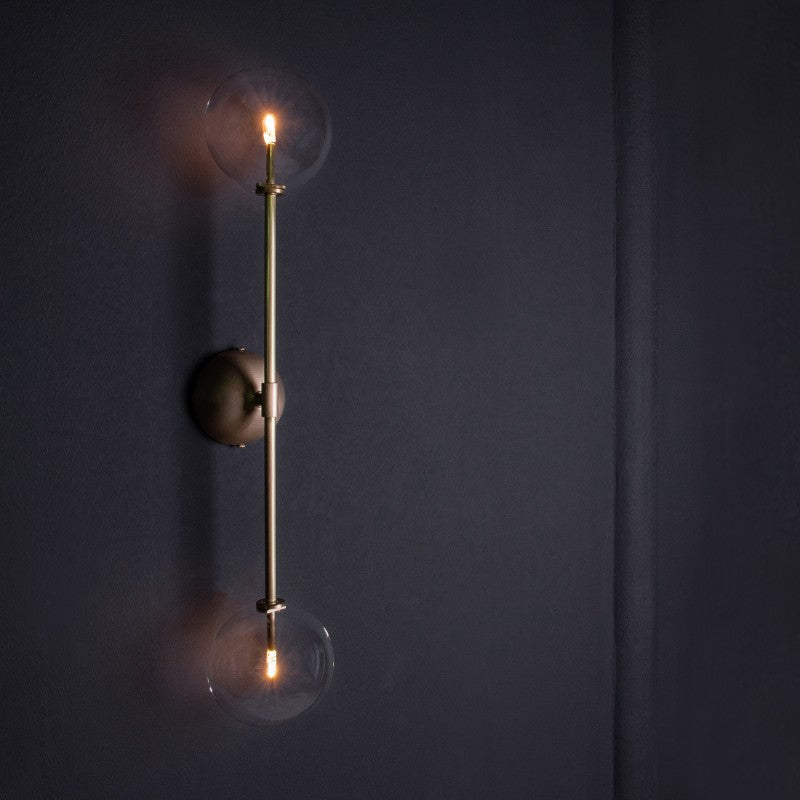 Miron Wall Sconce - Schwung-Luxury Lighting Boutique