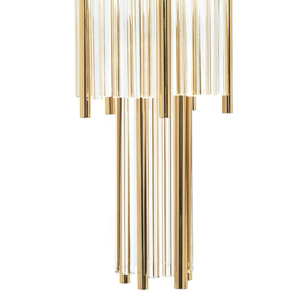 9 Light Pharo Wall Sconce - Luxxu-Luxury Lighting Boutique