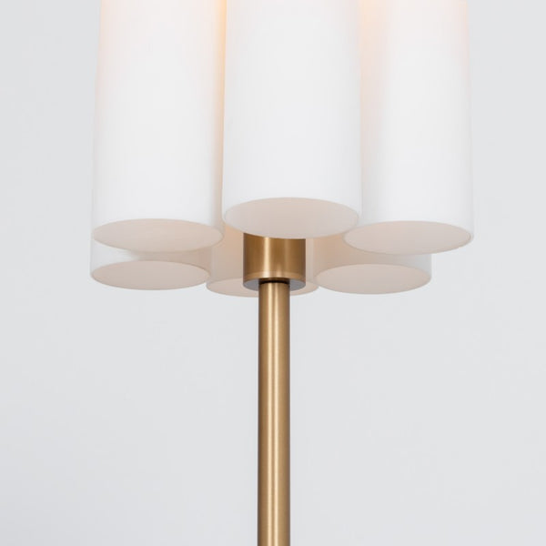 Odyssey 6-Light Floor Lamp - Schwung