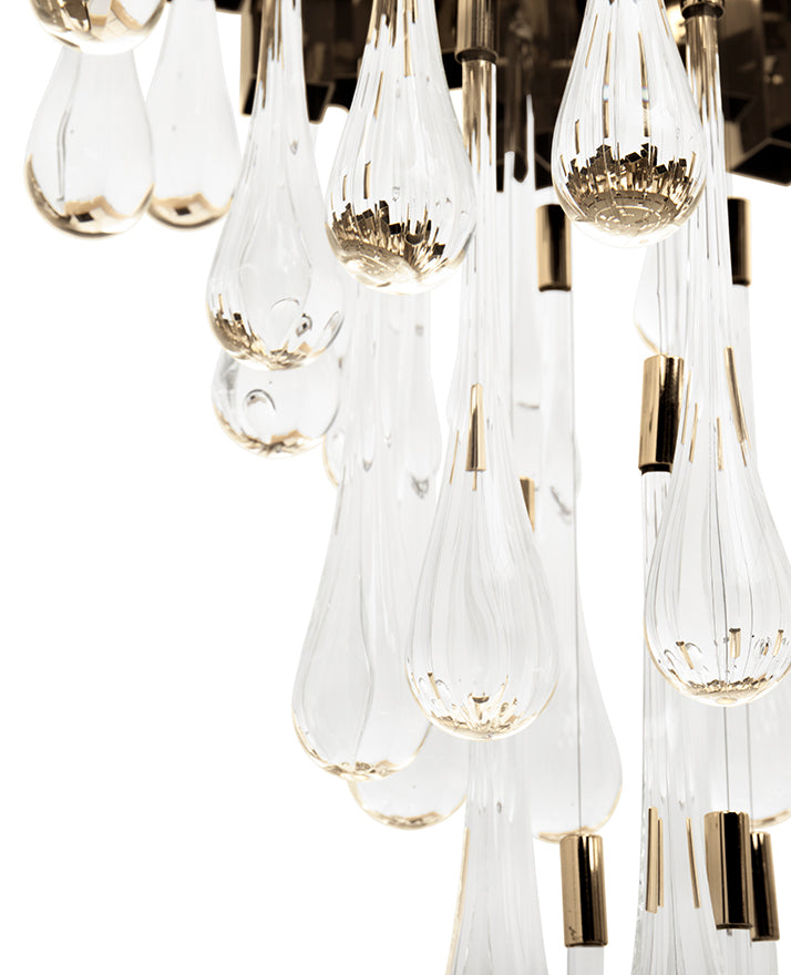 24 Light Trump Chandelier - Luxxu-Luxury Lighting Boutique