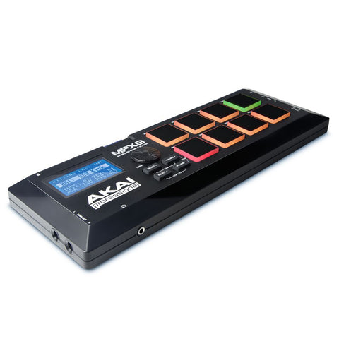 Akai MPX8 Mobile SD Pad Player