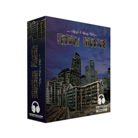 Urban Warfare - Hard N' Heavy Stylez (Download)