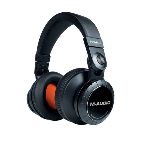 M-Audio HDH-50 DJ Headphones