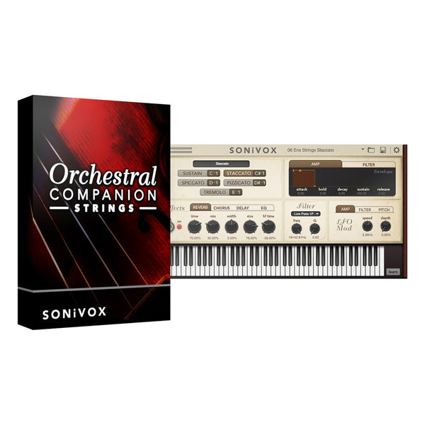 Sonivox Orchestral Strings