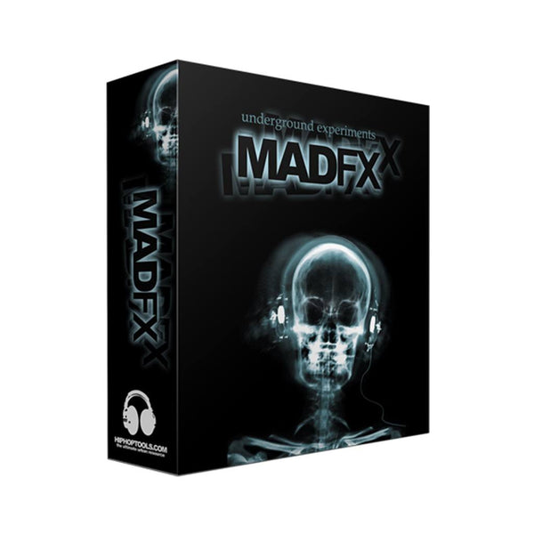 Mad Fx - Underground Experiments (Download)