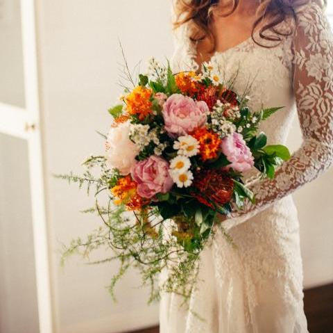 Our top 10 favorite bridal bouquets trending on Pinterest right now