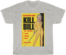 Load image into Gallery viewer, clinton body count t-shirt