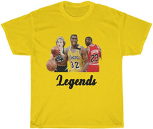 Load image into Gallery viewer, nba legends t-shirt