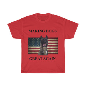 Hero Dog Military Raid T-Shirt