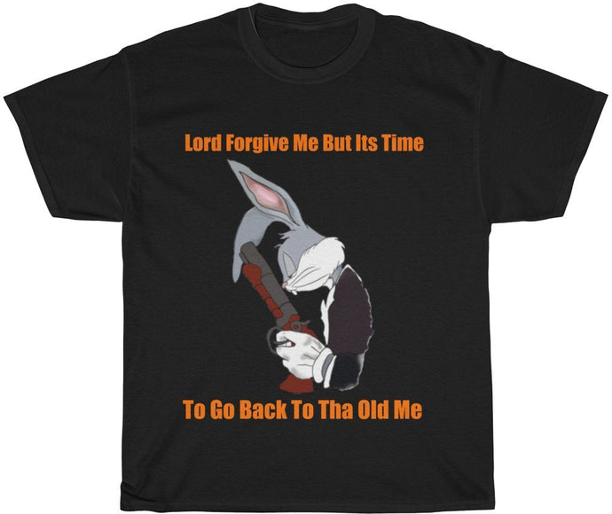Bugs Bunny Black T-Shirt