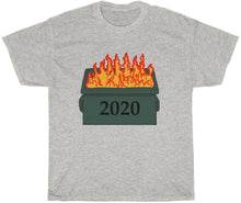 Load image into Gallery viewer, 2020 Dumpster Fire T Shirt