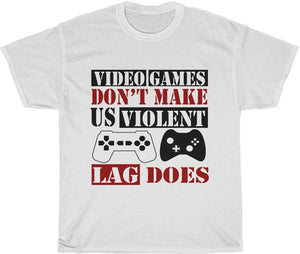 Violent Video Games T-Shirt