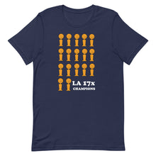 Load image into Gallery viewer, Lakers 17 Championships T-Shirt