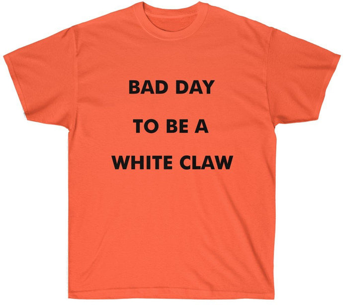 white claw t-shirt