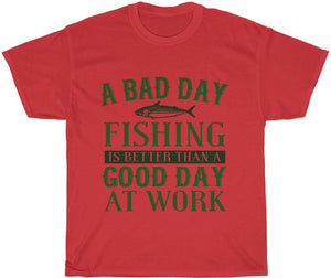 yeah guy fishing t shirt funny