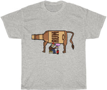 Load image into Gallery viewer, Rum N Coke Cow T-Shirt