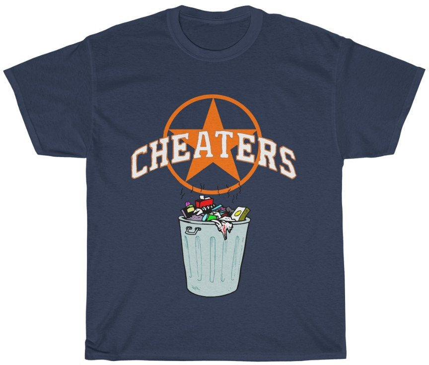 Astros Cheaters T Shirt