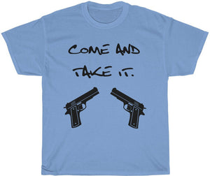 gun rights t-shirt
