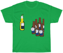Load image into Gallery viewer, Social Distancing Beers T-Shirt