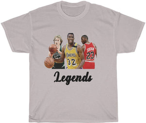 nba legends t-shirt
