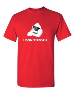 I Don't Recall -Weezy T-Shirt