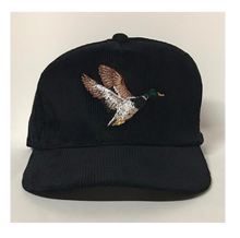 Load image into Gallery viewer, corduroy duck hat