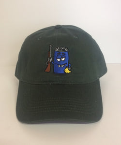 Shot Gun Beer Hat