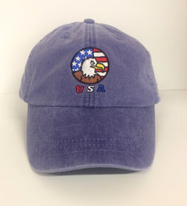 U.S.A. Land of the Free Hat