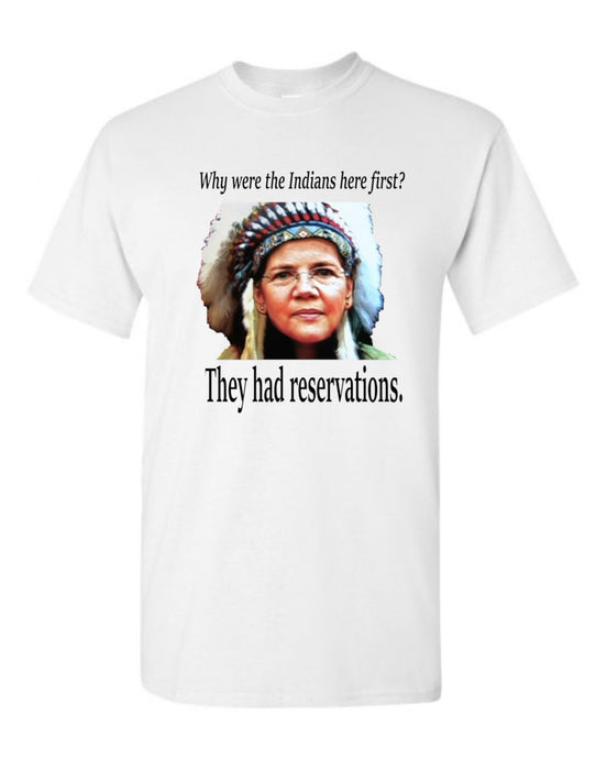 Elizabeth Warren Indian Shirt